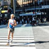 Shibuya's runner